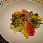 9544952 - 近江野菜のサラダ