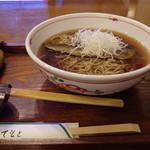 雪彦温泉 - 料理写真:夢蕎麦