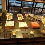 サタデイズ チョコレート ファクトリー カフェ - 手帳みたいなお洒落なチョコレート。プレゼントにも良いですね♪