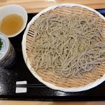 生蕎麦 さい藤 - 料理写真:大もりそば