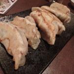 ザ・肉餃子 四川厨房 - ザ・肉餃子6個¥380