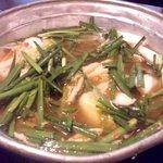 まいうKOREA - 野菜を投入