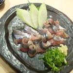 95452089 - 秋刀魚のお造り