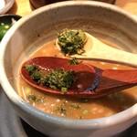 麺匠 たか松 - あおさ海苔