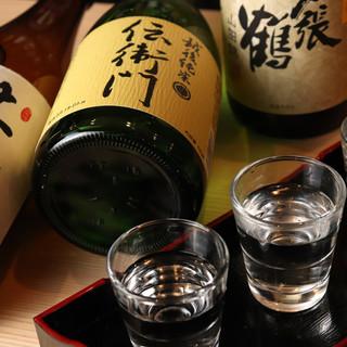 """屈指の酒処""""新潟""""の地酒をお気軽にどうぞ!裏メニューもアリ◇"""