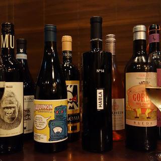 身体にやさしい自然派の魅力*世界中のワインを高円寺で堪能!