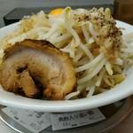麺屋ガテン - MAZEそばアップ