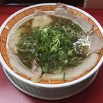 もっこす - 料理写真:中華そば 600円