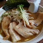 いばらき - 料理写真:中華そば 650円 + チャーシュー 150円