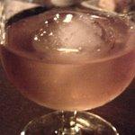 うめ菜 - ドリンク写真:日本酒ベースの辛口梅酒。
