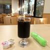 くろんど荘 - ドリンク写真:アイスコーヒー税込400円(2018秋)