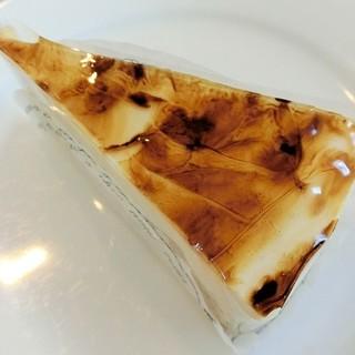 パティスリー ザキ - 料理写真:ポワールキャラメル