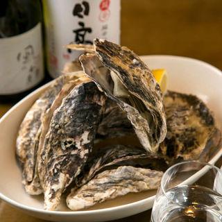 【期間限定11月~】赤穂から産地直送!蒸し牡蠣