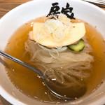 焼肉 房家 - 盛岡手打ち冷麺(小) 700円