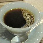 カフェ 雲 - 豆蔵さんのコーヒー豆を使ってます♪とても美味しい。