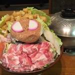 奄美富士 - 料理写真:奄美富士ちゃんこ