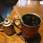 WEST - アイスコーヒー(¥380)