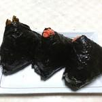 おにぎり 川井亭 - 料理写真:
