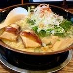 麺屋 七福神 - 七福神ラーメン 820円