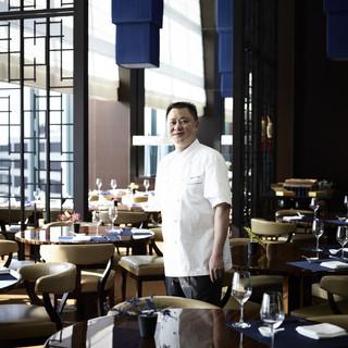 料理長の個性溢れる広東料理をご堪能いただけます