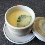 白水 - 茶碗蒸し