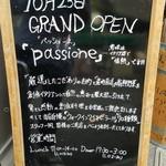 passione -