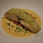 バンケッティ - お魚料理 サワラのパン粉焼き