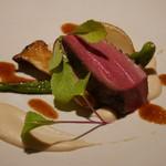 バンケッティ - お肉料理 仏産鴨のロースト