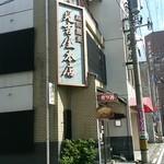 越前蕎麦 見吉屋 - お店