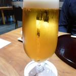 斗米庵 - ビール