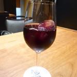 斗米庵 - 葡萄のジュース