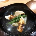 斗米庵 - 椀物