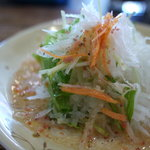 チェルシーガーデン - 大根のサラダ