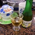 回転寿司 おかべ屋 - 梅酒