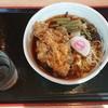 そばいち - 料理写真:舞茸天そば¥530-