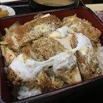 新月 - カツ丼