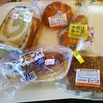 ヤマテパン 工場店
