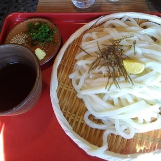 国虎屋 - 料理写真:ざる☆理想の麺♡