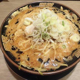 麺屋一魂 - 料理写真:エンマ味噌