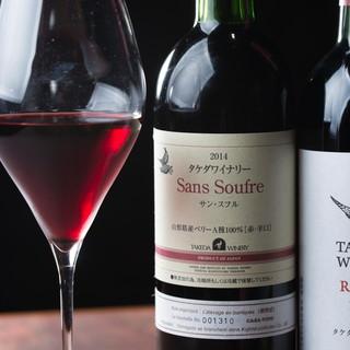 山形はワインの名産地