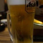 牛角 - 生ビール