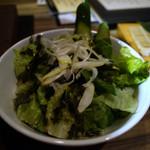 牛角 - サラダ