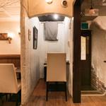 イタリアンダイニング マッシュルームプライム - 半個室