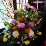 95488440 - 相変わらず 生け花は美しく
