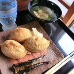 咊楽 - 料理写真:いなり寿司セット