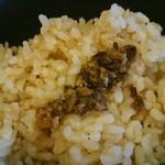 オモヤキッチン - 玄米ご飯