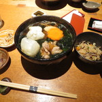 そば尾形 - 料理写真:かちん蕎麦 \920