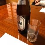 江戸芝鮨 - ドリンク写真: