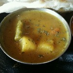 RAJU - 野菜カレー