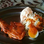 RAJU - チキンのスパイス煮込
